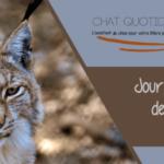 Save the date : Le 4 ocobre 2019 c'est la journée mondiale des animaux