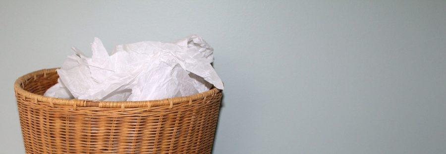 litiere chat en papier